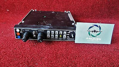 Engineering Incorporated Audio Selector Panel PN PMA6000M