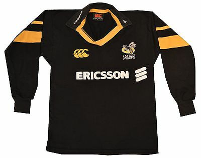 London Wasps Rugby Jersey Men's Size Small