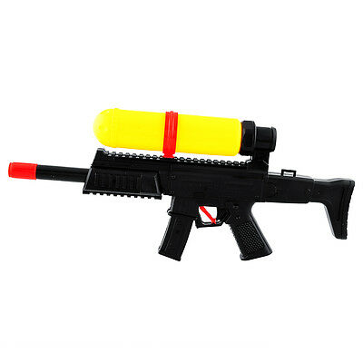 Summer Children Air Pressure Plastic Gun Water Pistol Squirt Toy Game Kids