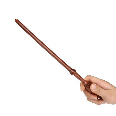 Harry Potter Movie Cosplay Luna Lovegood Role Play Magical Wand Gift In Box