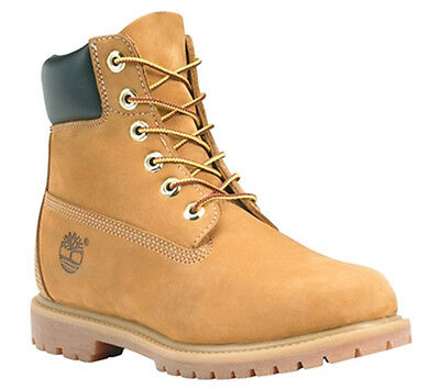 Timberland AF 6 Inch Anniversary Waterproof Leather Mens Boys Boots 12909