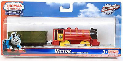 Fisher Price TRACKMASTER THOMAS & FRIENDS MOTORIZED VICTOR
