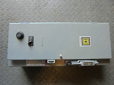 Square D Size 1 Combination Starter Cat # 8538Scg34V81Cff4Tx11 - New Other