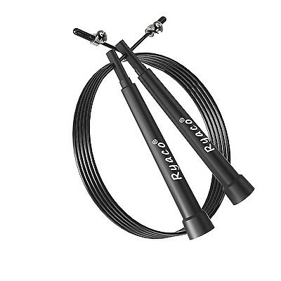 Ryaco [Adjustable 3 Metre] R912 Jump Rope / Speed Rope / speed cable rope for...