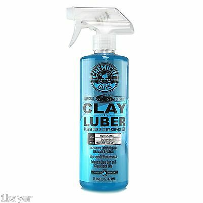 Chemical Guys WACCLY10016 Luber Synthetic Lubricant and Detailer - 16 oz.