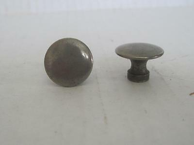 Lot of 2 Antique Phonograph Knobs Vintage Cabinet Pulls Phonograph Parts (#112)