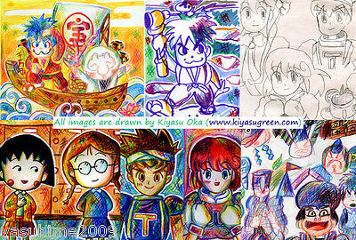 PROFESSIONAL CUSTOM DRAWING SERVICE anime comic game characters illustration