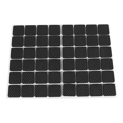 48pcs Non-slip Self Adhesive Floor Protectors Sofa Table Chair Rubber Feet Pad