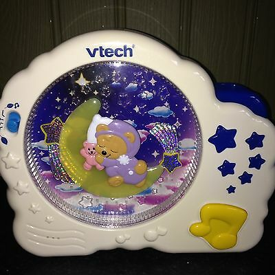 VTECH Musical Cot Toy with Projector for Baby