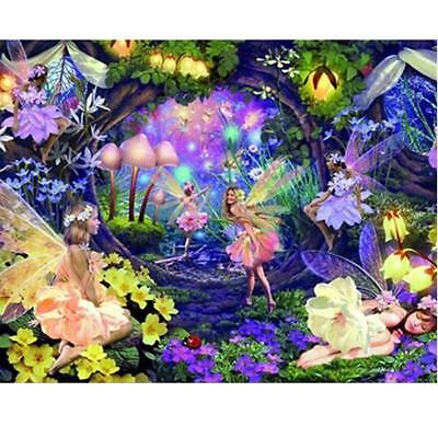 5D Diamond DIY Painting Beautiful Scenery Embroidery Cross Stitch Kit Home Decor