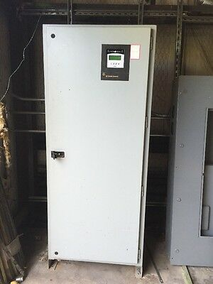 GE Zenith Controls 3 Phase 800amp Automatic Transfer Switch 277/480 Volts