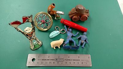 Assorted Antique Toys Collector Repairs - USED