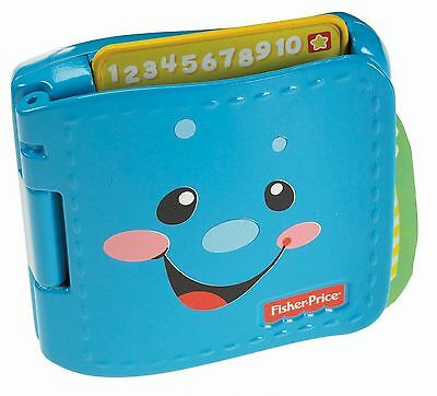 Fisher-Price Laugh and Learn Learning Wallet NEW