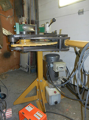 Baileigh Rdb 125 Tube And Pipe Bender And Die Sets