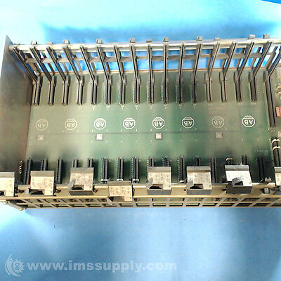 Allen Bradley 1771-A4B 16-Slot I/O Chassis Assembly Usip