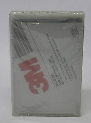 3M DC 600A Data Cartridge 60 MB 620 Feet NOS (NEW/SEALED) Free Shipping