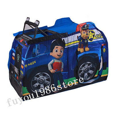 New cartoon dog Funny Play Blue Car House Child Toys Outdoor Indoor Play Tent