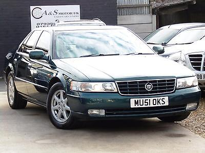 Cadillac Seville 4.6 auto STS V8 Muscle Luxury Low Mileage American 2001 (51)