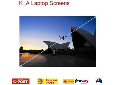"New 14"" HD Slim Laptop Screen for Lenovo ideapad 100S-14IBR Model 80R9 Series"
