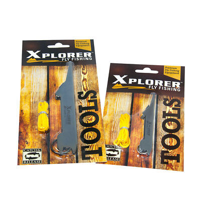 Xplorer Knot Tying Tool Quality fly fishing gear