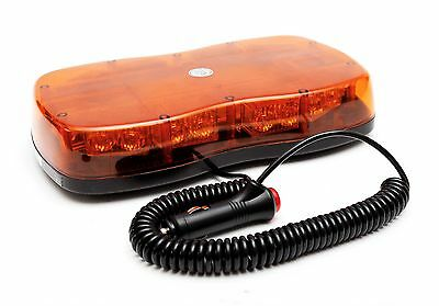 LAP Mini Magnetic 1220 LED Recovery Rescue Strobe Safety Warning Beacon Lightbar