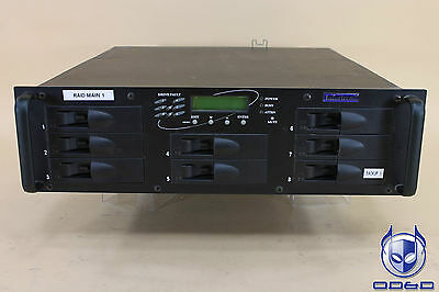 "Infortrend IFT 6310-8 19"" 8 Bay Server Raid"