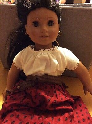 American girl (Pleasant Co) ~Retired Doll~ Josefina Hair Still Braided