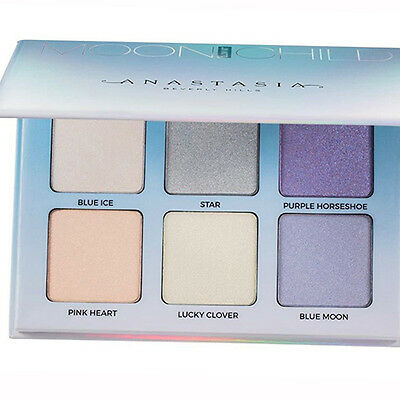 Anastasia Beverly Hills Moonchild Glow Kit Palette Highlight Moonchild New Inbox