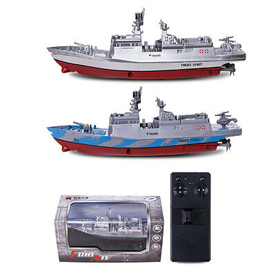 4CH High Speed Radio Remote Control Electric RC Racing Boat Speedboat Kids Toy