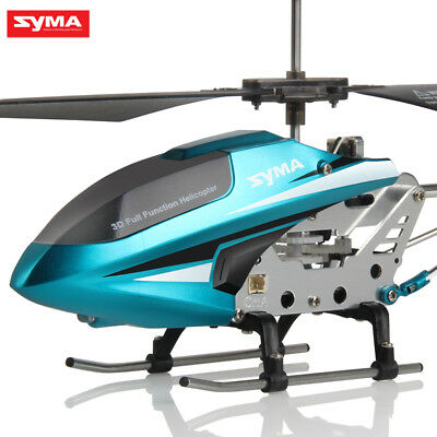 NEW Radio/Remote RC Control Syma S107W 3.5CH Helicopter Gyro Toys Indoor UK SHIP