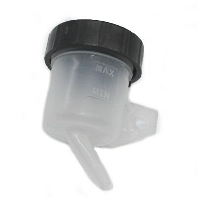 New Cylinder Fluid Oil Reservoir Cup Rear Brake Clutch Tank For Most motorcycle