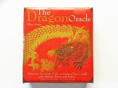 The Dragon Oracle By Gillian Stokes - 36 Cards, I Ching Coins, Feng Shui Compass