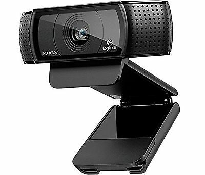 Logitech C920 HD Pro USB 1080p Webcam C920 Webcam NEW