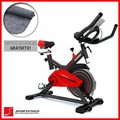 cyclette professionale Speed Bike SX100 Indoo sospensione del sedile a 120KG