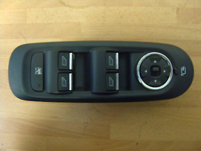 2008 Ford Mondeo Mk4 Driver Side Front Window Power Fold Mirror Switch   (B5)