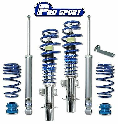 Seat Ibiza Mk4 6L (02-08) Coilovers - Adjustable Suspension Lowering Springs Kit
