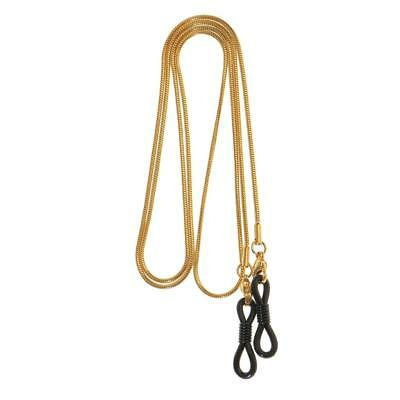 Fashion Golden Eyeglass Chain Rope Spectacle Sunglasses Cord Glasses Holder