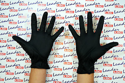 Mamba Heavy Duty / Super Strong / Chemical Resistant / Industrial Nitrile Gloves