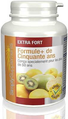 Formule 50 Plus - 360 Comprimés - Simply Supplements