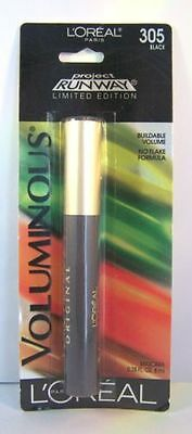 10 Pack of Assorted L'Oreal Mascara Lot,Different Colors and Variety