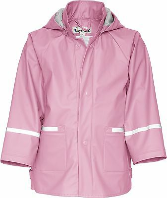 Playshoes 408638 Waterproof Raincoat Girl's Jacket Rose 18-24 months (92cm) NEW