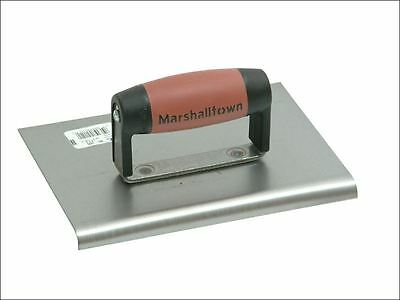 Marshalltown - M120D Cement Edger Straight End Durasoft Handle 8 x 6in - M120D