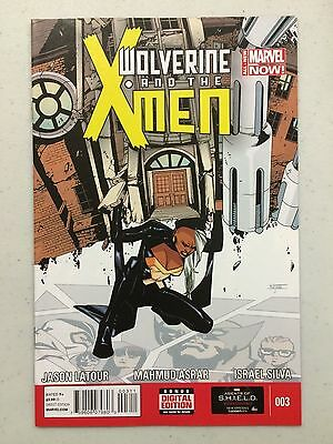 Wolverine and the X-Men Vol. 2 2013 #3 Logan Marvel BACK ISSUE SALE THIS MONTH