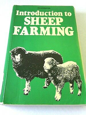 Sheep Farming Introduction Paperback Book Ewe's Care Breeds Stocking Lambs Feed