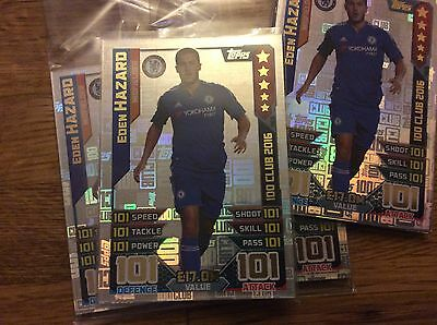 Match Attax 16/17 Chhose From Limited Editions To 100 Club Legends To 100 Clubs