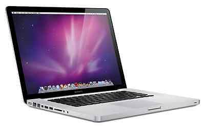"Apple Macbook Pro 13"" Intel i5 3210m 2.5Ghz 8Gb Ram 120Gb SSD USB 3.0 OS Sierra"