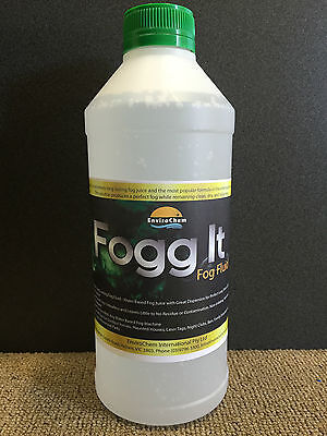2x1 LITRE Fog Juice,Smoke Haze Machine Fluid,Fog Liquid,DJ,Karaoke Club, Premium