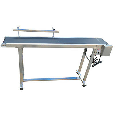 """Promotions!!PVC Conveyors,59""""L*7.8""""W*29.5""""H,Packing,Transmission Equipment,New"""