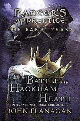 The Battle of Hackham Heath (Ranger's Apprentice: The Early Years)(Hardcover)