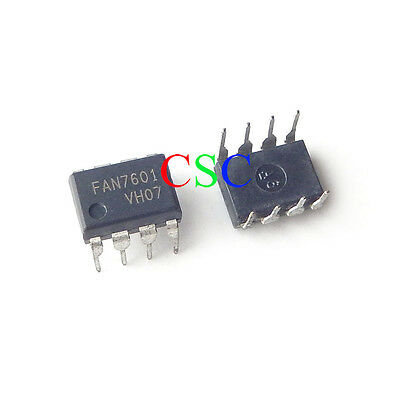100% Original New  FAN7601 IC Power laptop Chip PWM Controller Charger Adapter